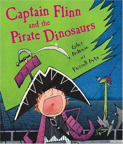 Download Captain Flinn and the pirate dinosaurs
