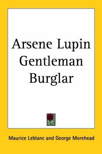 Download Arsene Lupin Gentleman Burglar