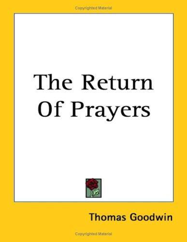 The Return of Prayers