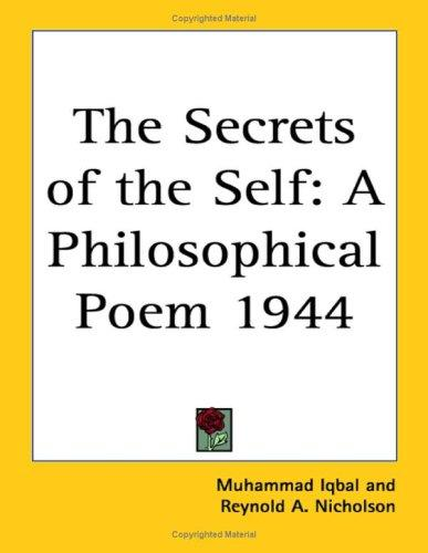 Download The Secrets of the Self
