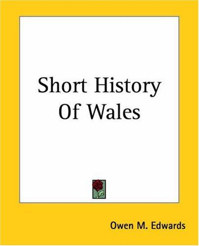 Download Short History Of Wales