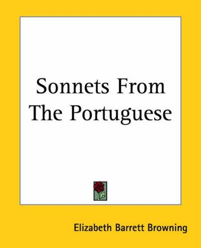 Download Sonnets From The Portuguese