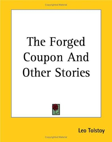 Download The Forged Coupon And Other Stories