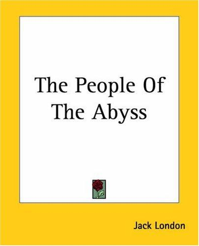 Download The People Of The Abyss