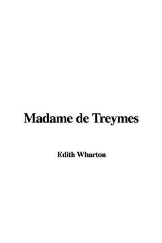 Download Madame de Treymes