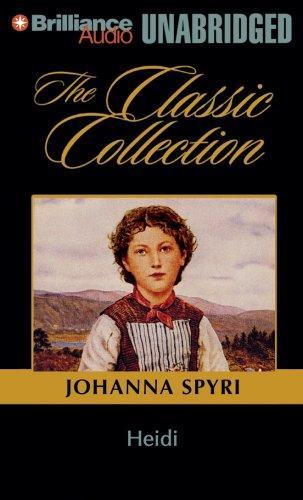 Heidi (Classic Collection (Brilliance Audio))