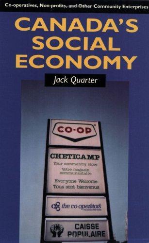 Download Canada's social economy