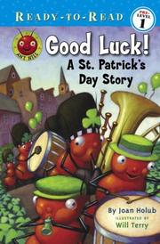 Good Luck!:  A St. Patrick's Day Story cover