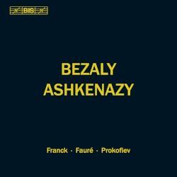 Sonatas by Franck ,   Fauré ,   Prokofiev ;   Bezaly ,   Ashkenazy