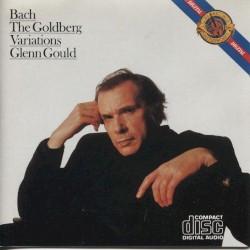 Glenn Gould - Thema & Variations 1-5 from Goldberg Variations, BWV 988