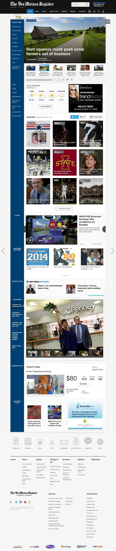 DesMoinesRegister.com at Sunday Sept. 28, 2014, 11:04 p.m. UTC
