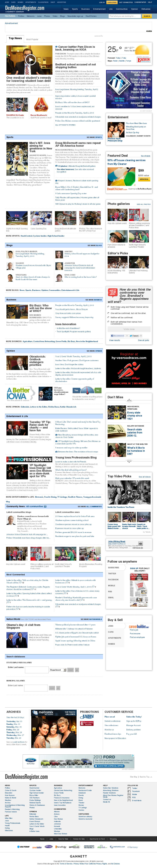 DesMoinesRegister.com at Tuesday April 2, 2013, 12:05 p.m. UTC