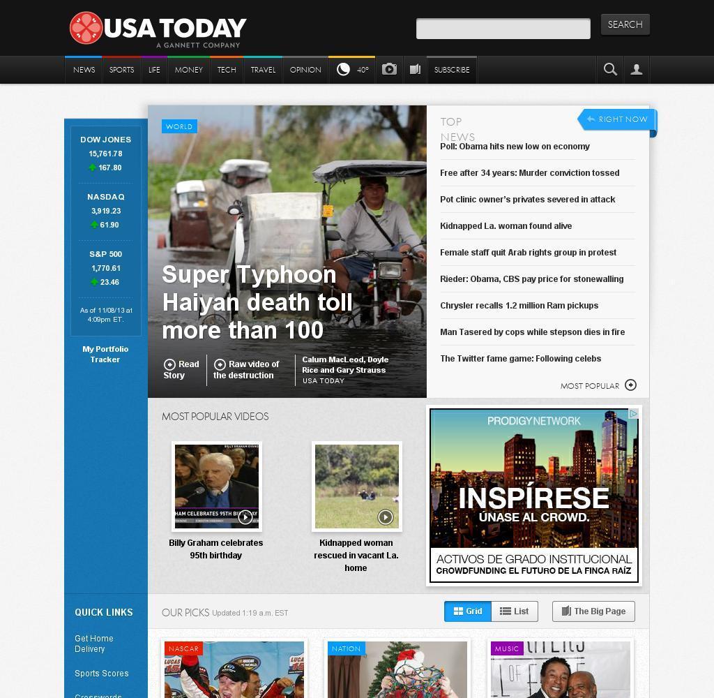 USA Today