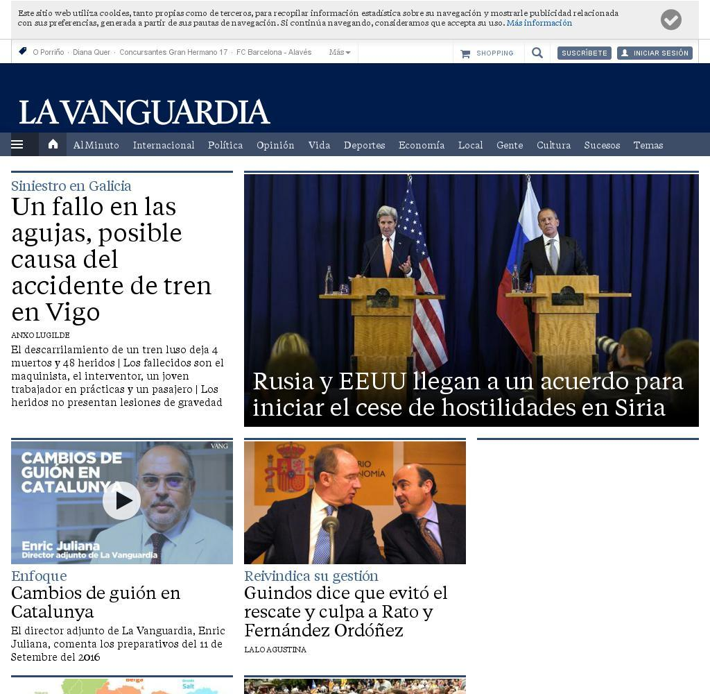 La Vanguardia