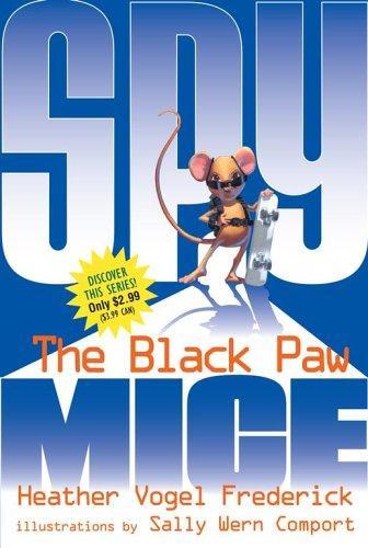 The Black Paw (Spy Mice)