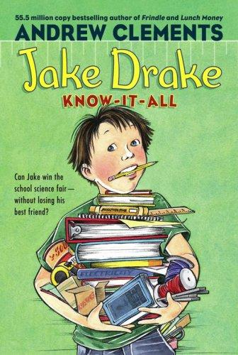 Jake Drake, Know-It-All (Jake Drake) by Andrew Clements