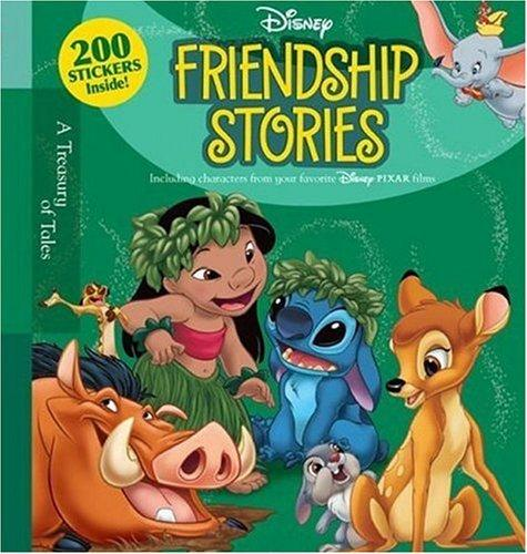 Disney Friendship Stories (Disney Storybook Collections) by Disney Storybook Artists
