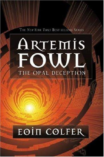 Artemis Fowl (Artemis Fowl (Mass Market)) by Eoin Colfer